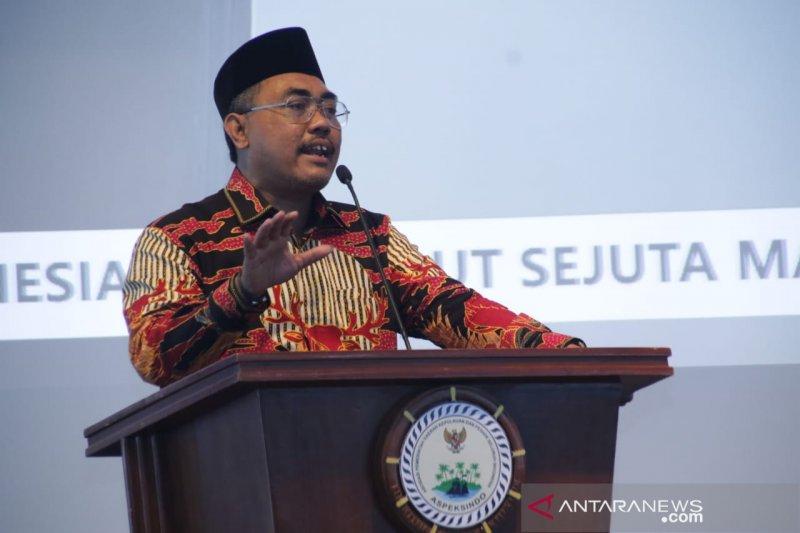 MPR: Indonesia berjaya jika berdayakan daerah pesisir