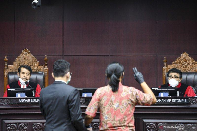 Mahkamah Konstitusi kembali gelar sidang