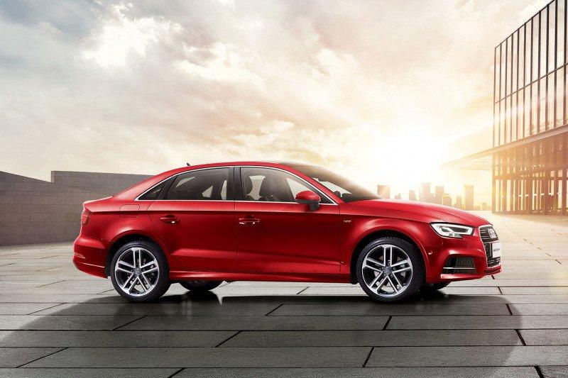 Audi A3 akan hadir dengan versi