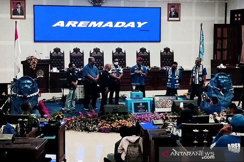 DPRD tetapkan 11 Agustus sebagai Hari Arema untuk warga Kota Malang