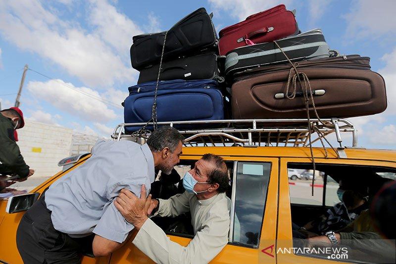 Perbatasan Rafah dan Mesir dibuka kembali