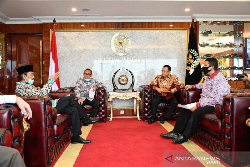 Peneliti LIPI apresiasi sambutan Ketua MPR di webinar HUT DPD RI