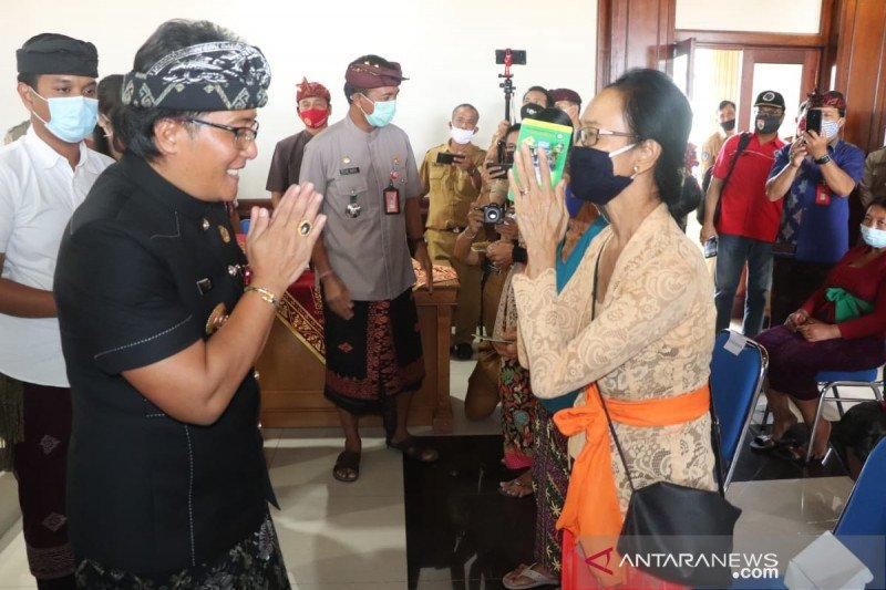 Pemkab Badung salurkan Bantuan Langsung Tunai Dana Desa Tahap II