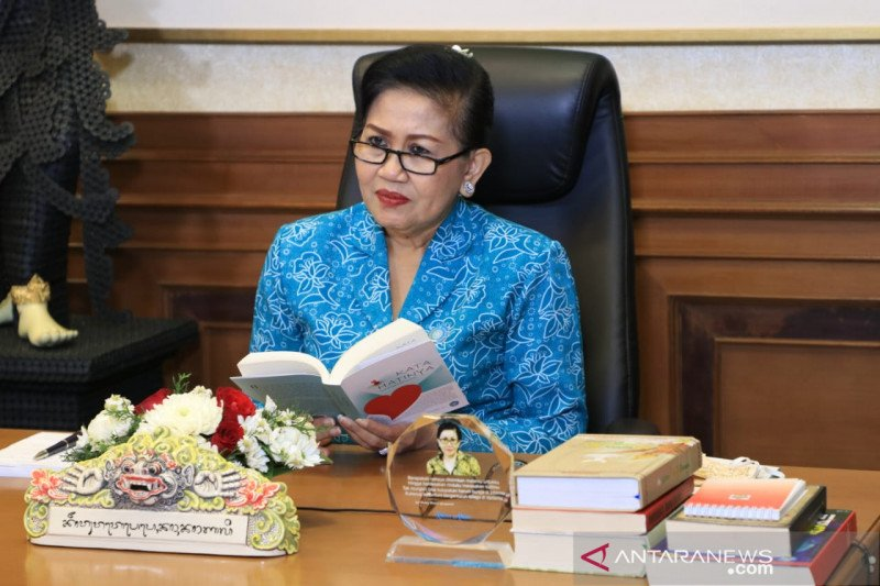 PKK Bali gairahkan budaya literasi lewat antologi puisi