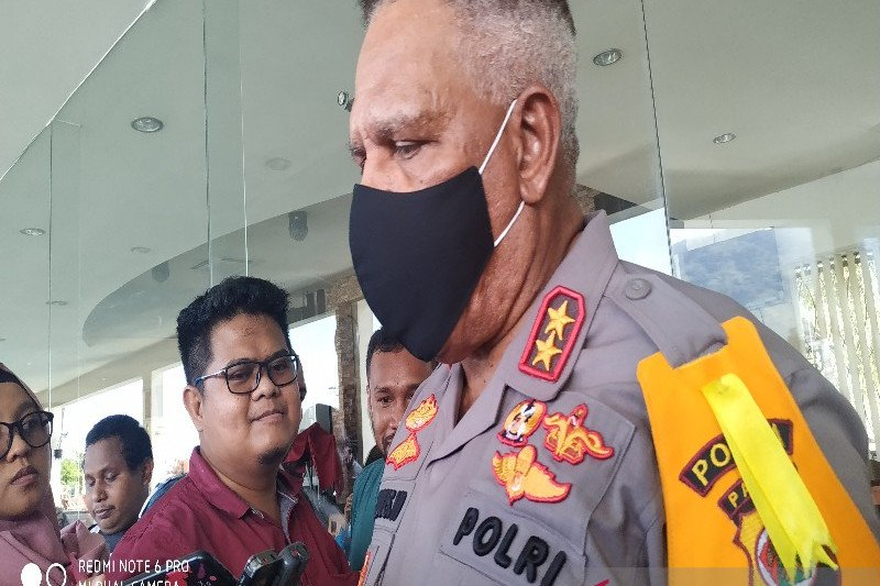 Kapolda Papua membenarkan staf KPU Yahukimo dibunuh OTK