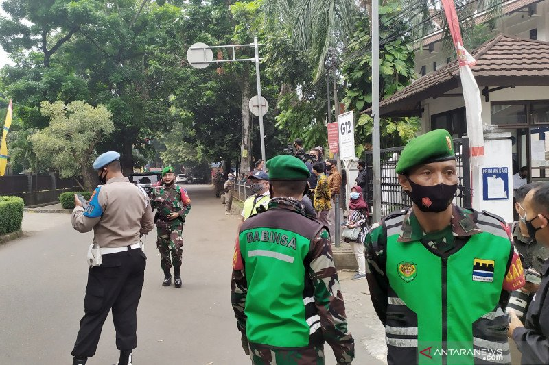 RSP Unpad dijaga ketat jelang kedatangan Presiden Joko Widodo