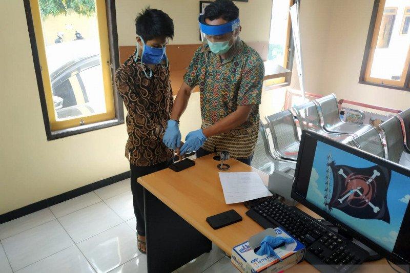 Polres Lombok Barat layani pembuatan SKCK secara daring