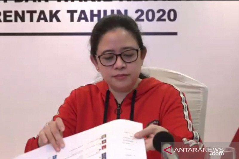 PDIP usung Bobby Nasution-Aulia Rahman di Pilkada Medan