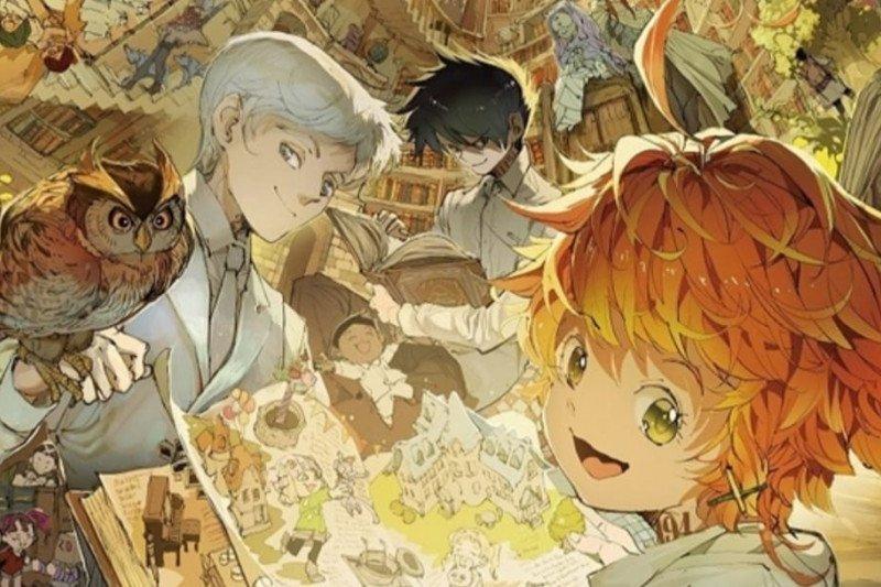 """Dunia """"The Promised Neverland"""" akan hadir di Tokyo akhir tahun 2020"""