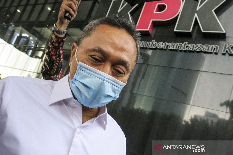 Zulkifli Hasan datangi KPK, jadi saksi sidang korupsi alih fungsi hutan di Riau