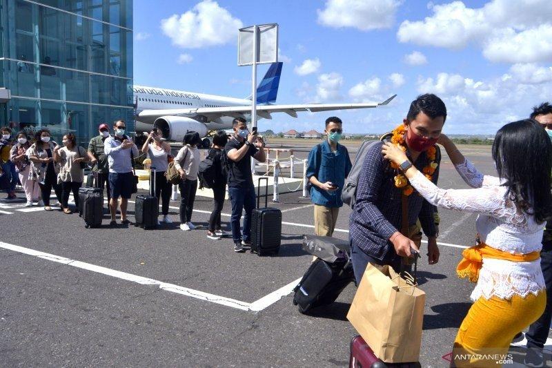 Turis domestik di Bali melonjak saat libur panjang 14-16 Agustus