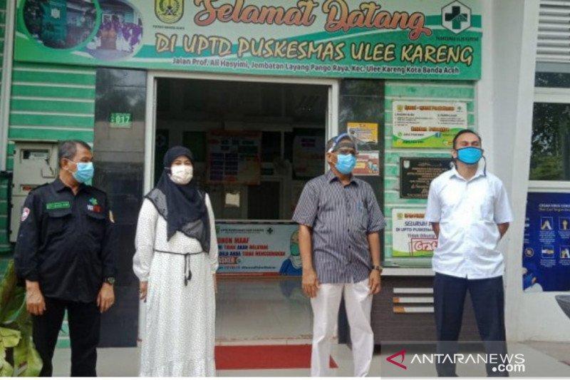 Dua puskesmas Banda Aceh kembali aktif layani pasien