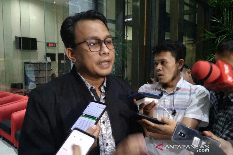 KPK konfirmasi saksi Budiman Saleh soal aliran uang kasus PT DI