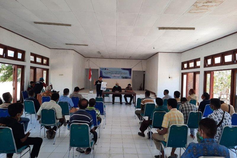 KKP jaring aspirasi masyarakat NTT dalam pengelolaan TNP Laut Sawu