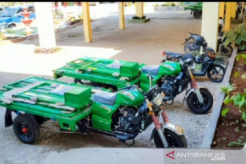 KLHK bantu lima unit kendaraan penyemprot disinfektan untuk NTT