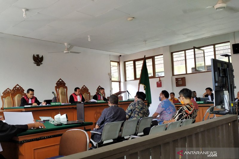 Dua mantan Kalapas jadi saksi sidang perkara suap di Lapas Sukamiskin