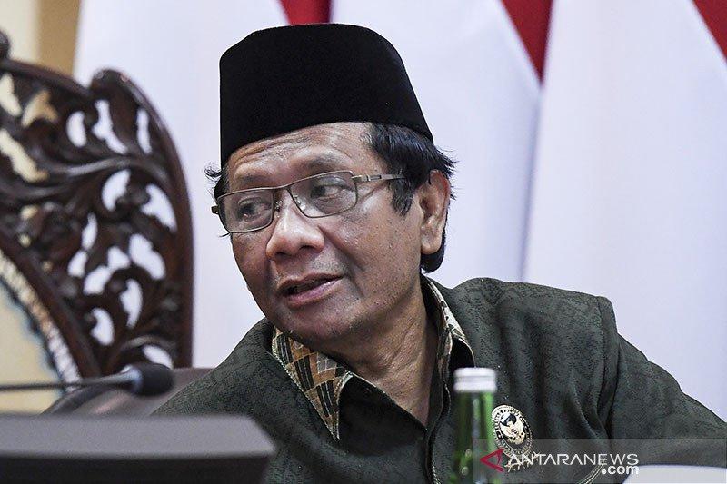 Mahfud minta polemik soal Pedoman Jaksa Agung dihentikan