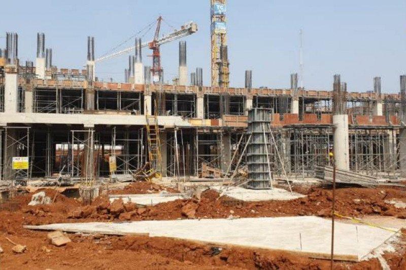 Menteri PUPR targetkan konstruksi kampus UIII Depok tuntas Juni 2021