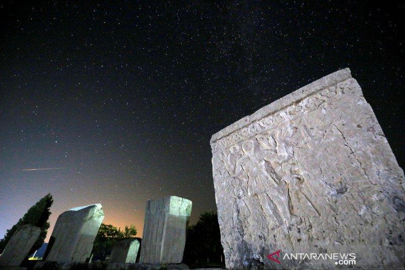 Lapan: Puncak hujan meteor Arietid pada 7 Juni 2021