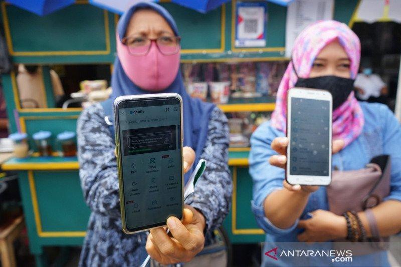 Digitalisasi pasar tradisional