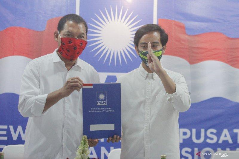 Kemarin, PAN dukung Gibran-Teguh hingga imbauan Jokowi untuk Pramuka
