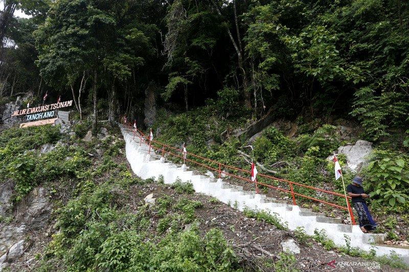 Kepala BMKG minta kebijakan khusus sarpras evakuasi tsunami di Destana