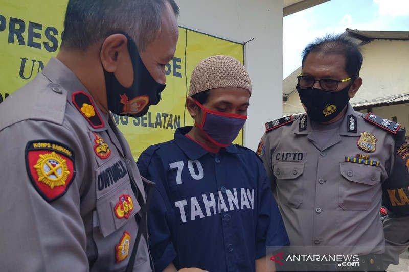 Pemulung spesialis pembobol rumah kosong di Semarang diringkus polisi