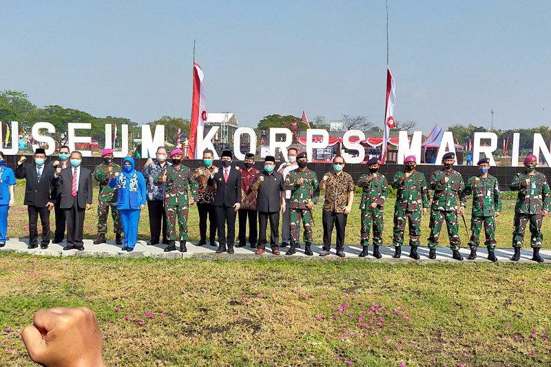 Wakil gubernur: Museum Korps Marinir diharapkan jadi wisata edukasi