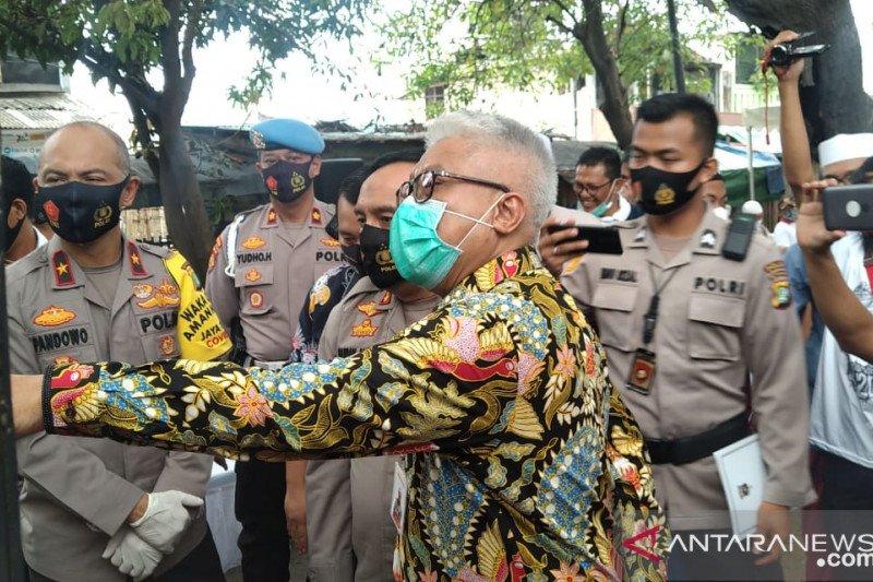 Jakpro merenovasi Polsubsektor Volker di Jakarta Utara