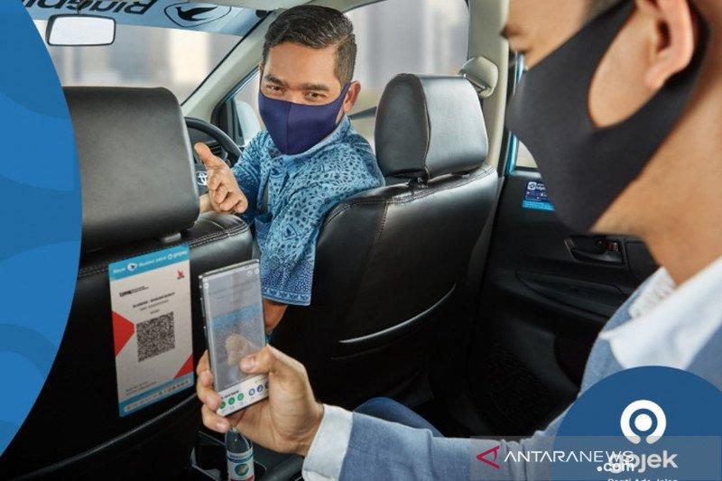 GoPay-Bluebird sediakan pembayaran QRIS di taksi