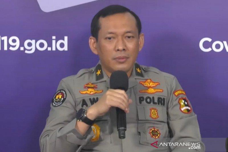Polri ungkap penangkapan 15 terduga teroris kelompok JAD