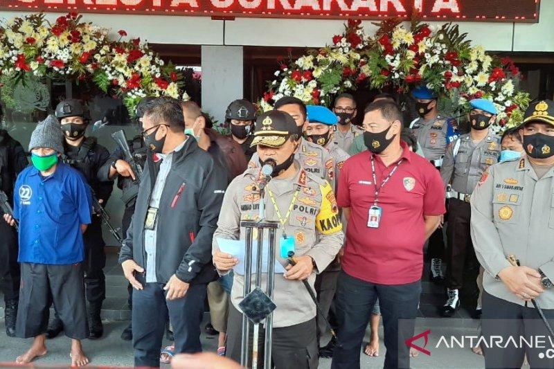 Kapolda Jateng sebut dua orang ditangkap terkait kelompok intoleran