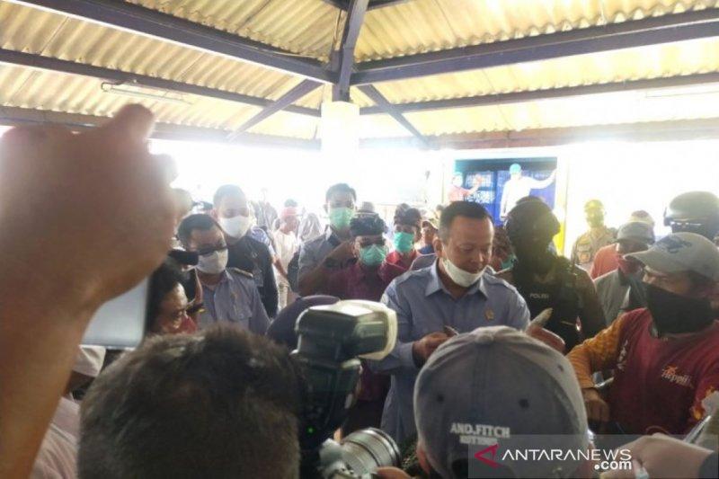 Menteri KKP janji perbaiki pelabuhan perikanan Pengambengan Bali