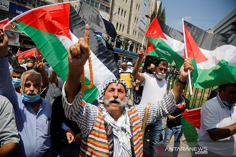 Normalisasi dengan Israel, dorong pendudukan atas wilayah Palestina