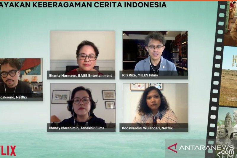 Netflix buka peluang produksi konten lokal Indonesia