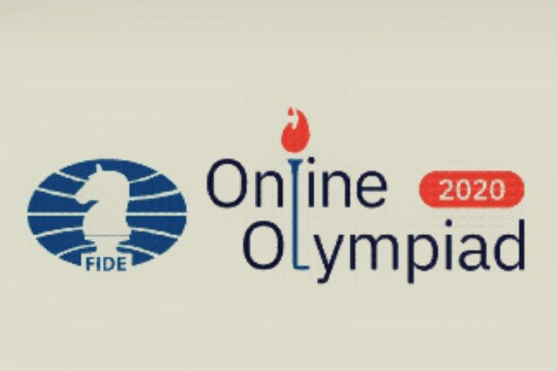 Tim catur Indonesia di peringkat empat pada hari pertama FIDE online
