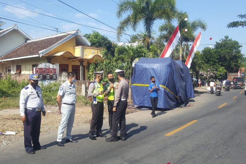 Polda Jawa Timur gunakan TAA untuk olah TKP kecelakaan maut Jember