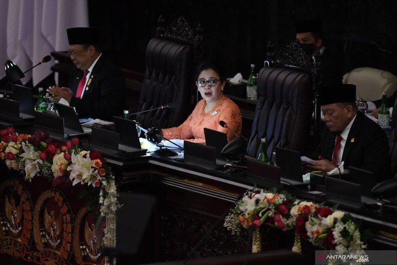 Sidang Tahunan, Ketua DPR tekankan pentingnya arah politik pembangunan