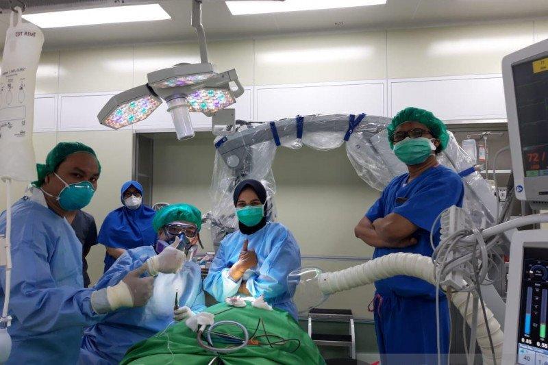 Pertama kali, RSUI berhasil lakukan operasi implantasi koklea