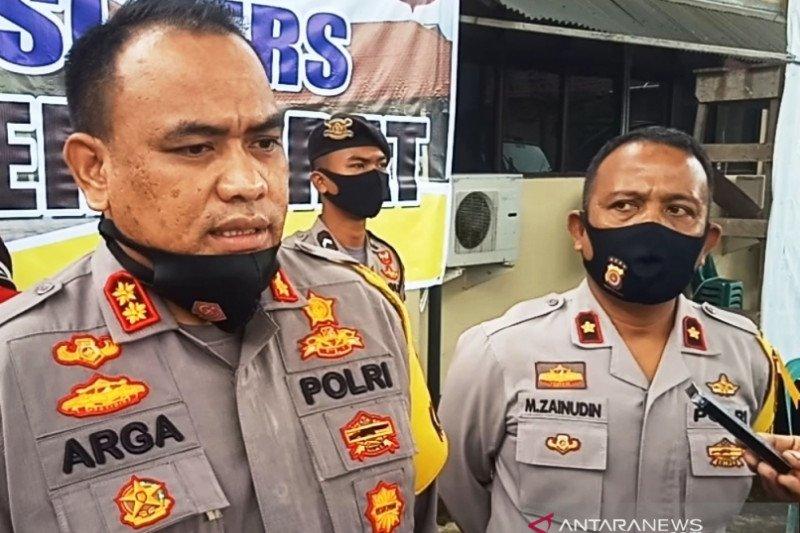 Ledakan di rumah anggota DPRK Aceh Barat jenis granat nenas