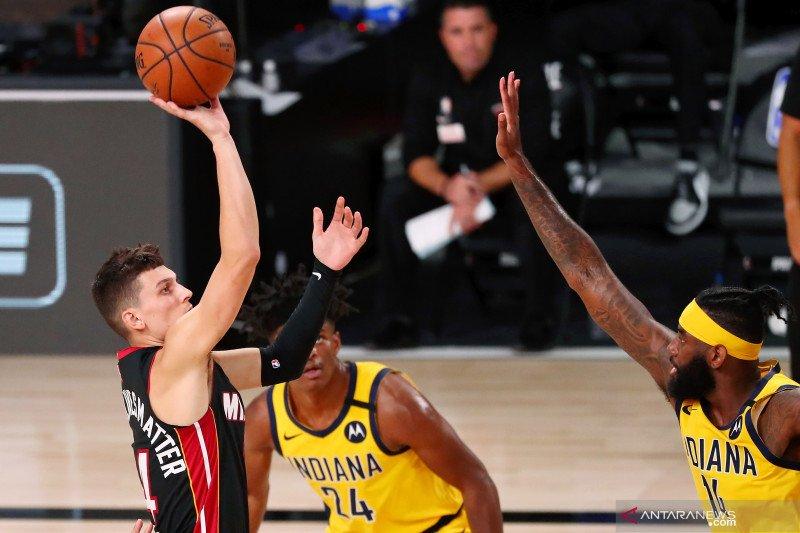 NBA: Indiana Pacers  kalahkan  Miami Heat 109 - 92