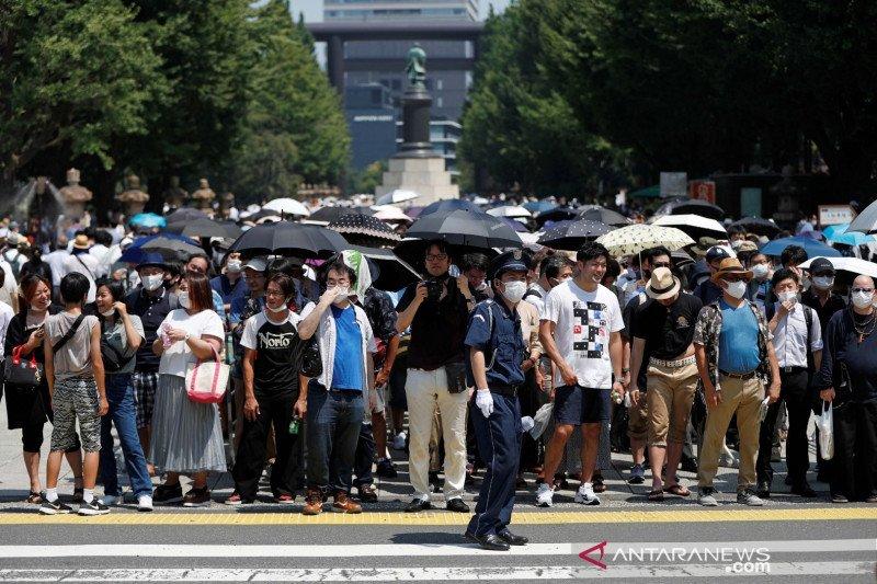 Jepang pantau kasus COVID-19 sebelum umumkan keadaan darurat