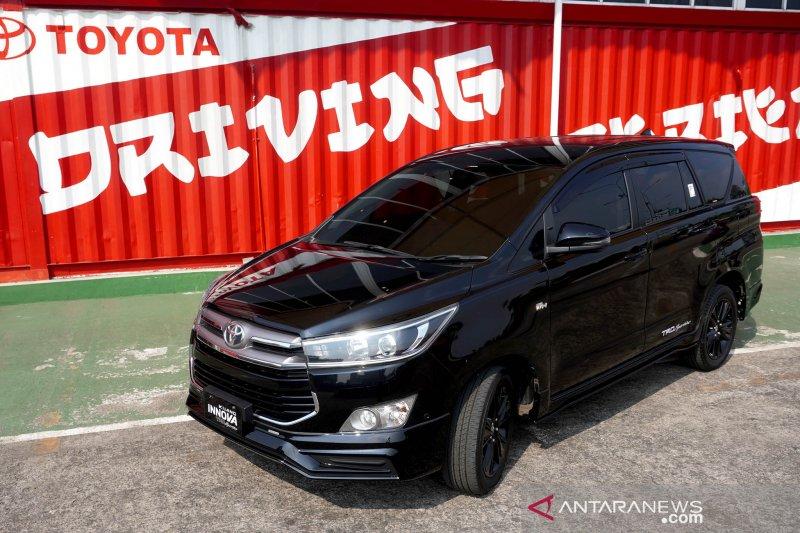 Toyota Kijang Innova TRD Sportivo Limited hadir bermesin diesel