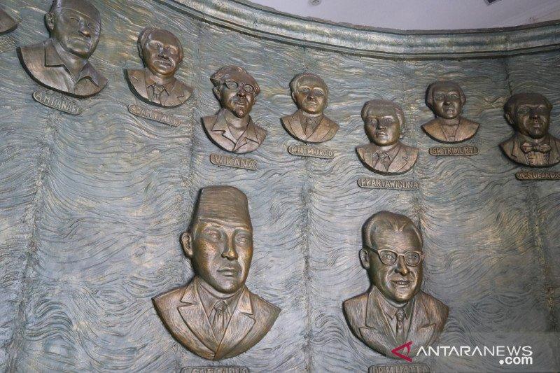 Napak tilas detik-detik kemerdekaan RI di tiga lokasi bersejarah