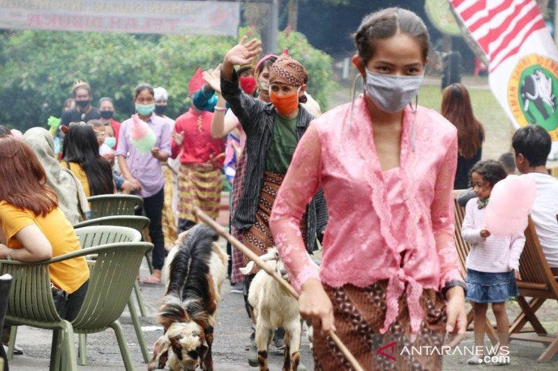Peringati HUT RI, Taman Safari Bogor hadirkan tokoh-tokoh sejarah