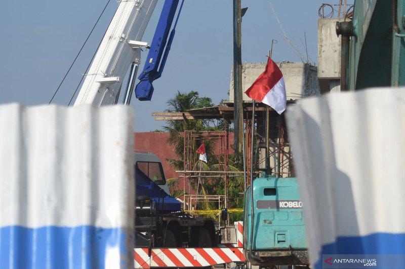 BPJT segera investigasi ambruknya Jalan Tol Cibitung-Cilincing
