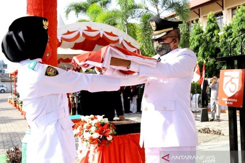 Aceh Barat tetap gelar upacara HUT Kemerdekaan RI di tengah pandemi