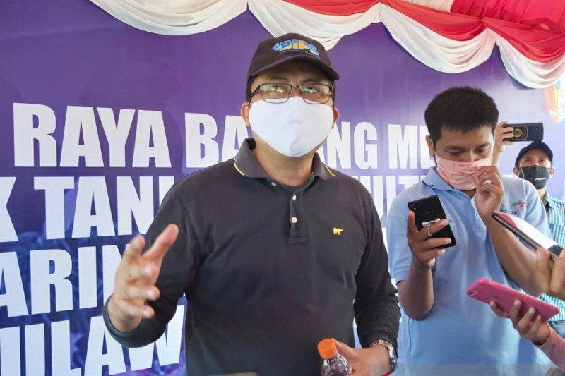 Sulawesi Tengah dapat jatah 200 ribu lembar uang khusus HUT RI ke-75