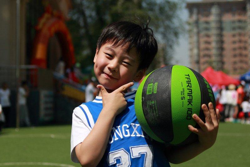 Olahraga bisa tingkatkan kapasitas kognitif anak-anak