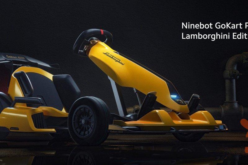 Ninebot GoKart Pro, hasil kerjasama Xiaomi dan Lamborghini
